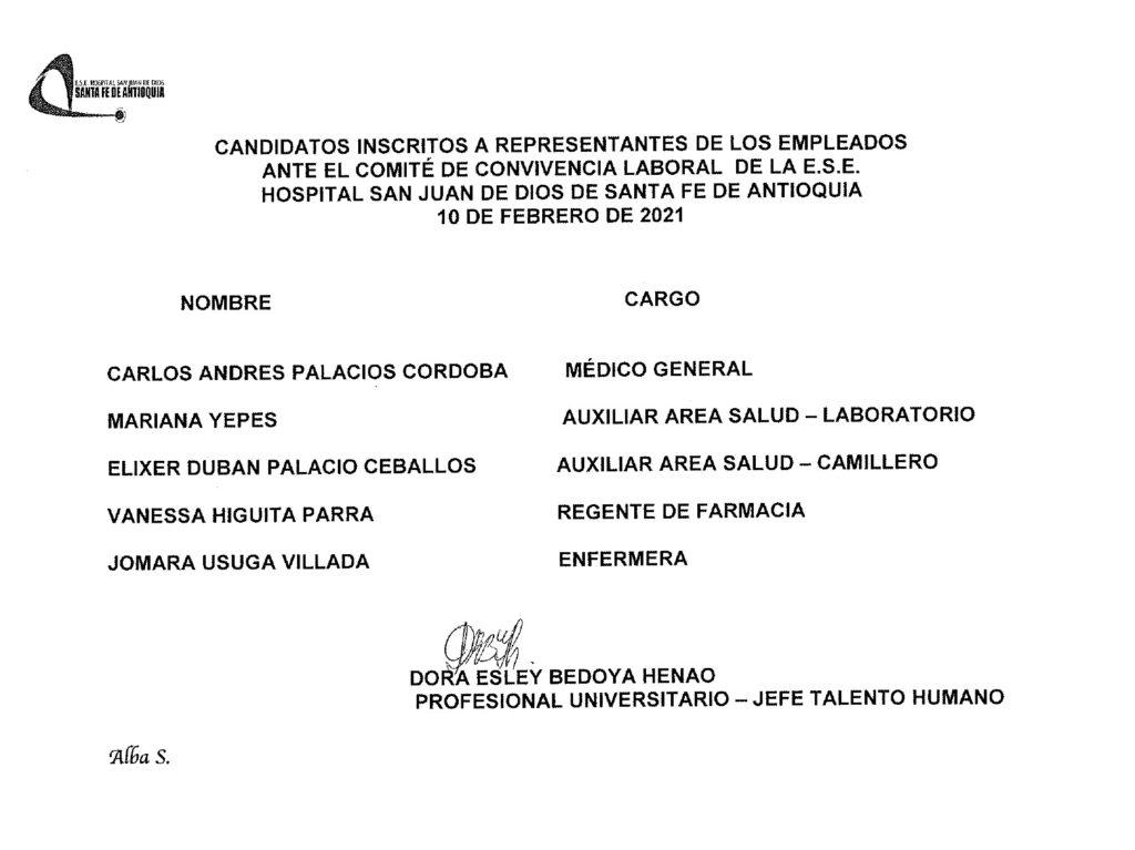 LISTA DE CANDIDATOS INSCRITOS A ELECCION REPRESENTANTE DE LOS EMPLEADOS ANTE EL COMITE DE CONVIVENCIA LABORAL_page-0001 (1)