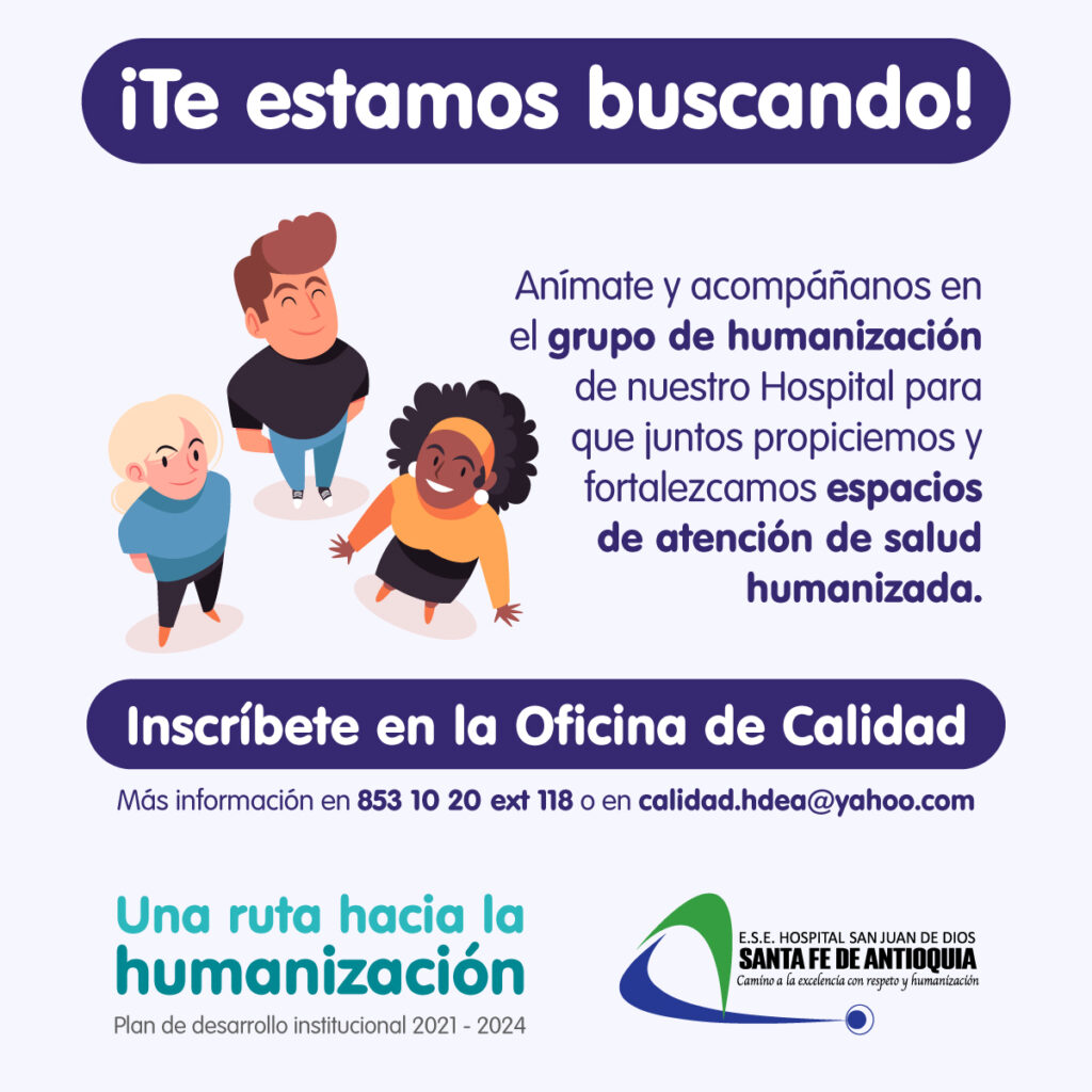 comunicadoHumanizacion_ESE