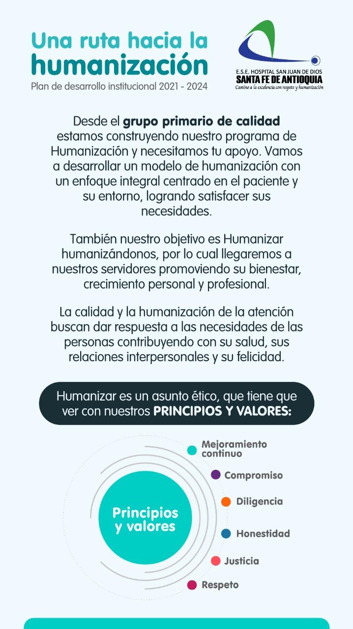 imagen de humanizacion
